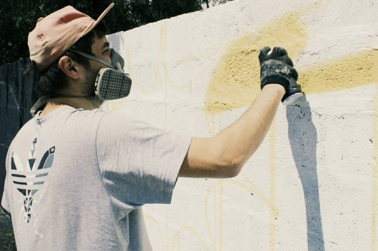 Block party uz Bolesnu braću i crtanje grafita u Vintage Industrialu