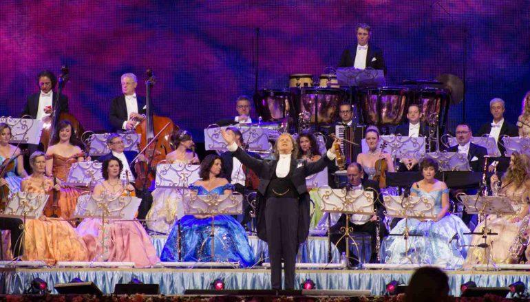 IZVJEŠĆE/FOTO: Svjetska atrakcija André Rieu s Johann Strauss orkestrom po drugi put u Areni Zagreb