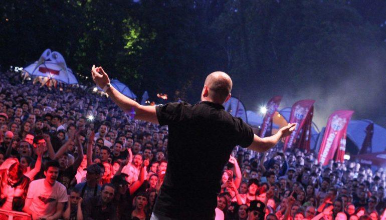 IZVJEŠĆE/FOTO: Zagreb Beer Fest ide prema svom usijanju – Vojko V odobrio!
