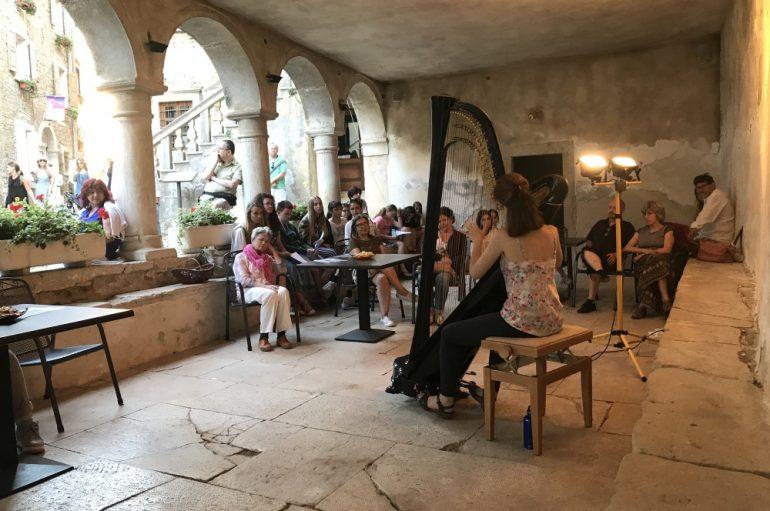 Međunarodni kulturni centar u Grožnjanu i ove godine uz niz edukacija i koncerata