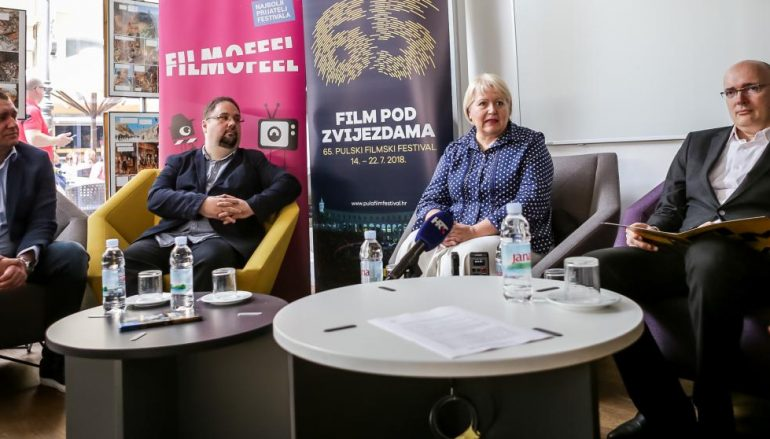 10 hrvatskih filmova i 5 koprodukcija u konkurenciji za Zlatne arene