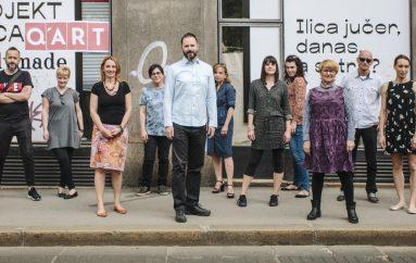 """Napušteni prostori u Ilici ponovno žive! Počinje """"Projekt Ilica: Q'Art"""""""