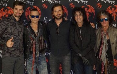 Johnny Depp, Alice Cooper i Joe Perry pozvali 2CELLOS na svoj koncert