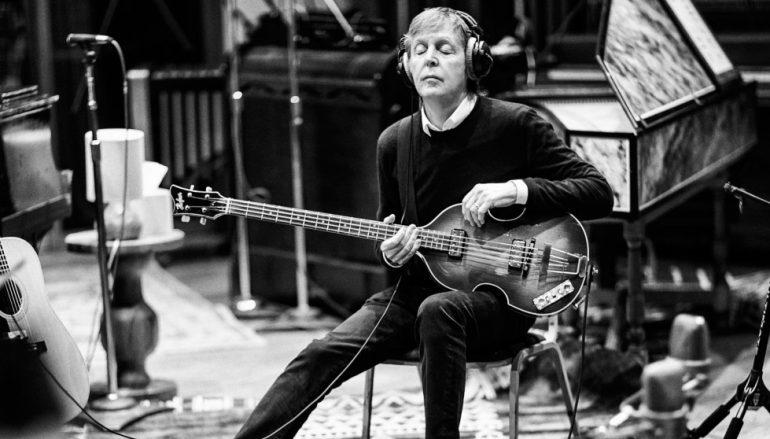 """Paul McCartney otkrio nikad objavljenu akustičnu verzinu pjesme """"Calico Skies"""""""