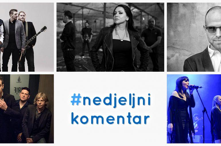 #nedjeljnikomentar: Jurica Pađen & Aerodrom, E.N.I., Nikola Marjanović, The Bite, The Miceks