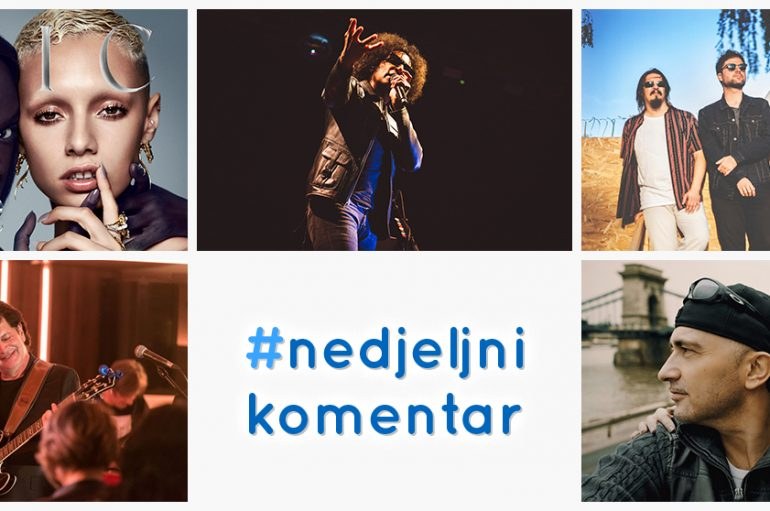 #nedjeljnikomentar: Alice In Chains, Bajaga, D'Knock & Jay, Lika Kolorado, Nile Rodgers & Chic