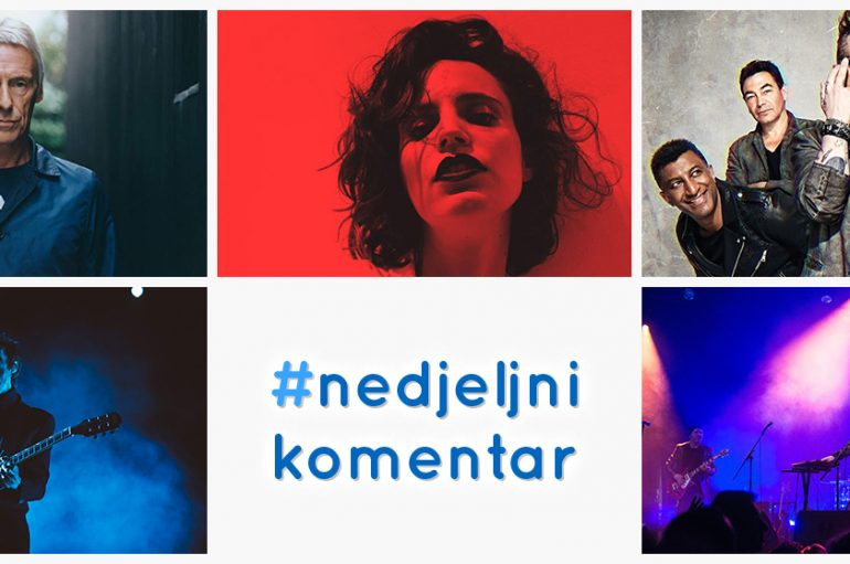 #nedjeljnikomentar: Anna Calvi, Boy George & Culture Club, Gretta, Interpol, Paul Weller