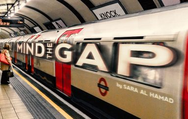 Mind the Gap by Sara Al Hamad: Dear London, I love you!/Dragi London, volim te!