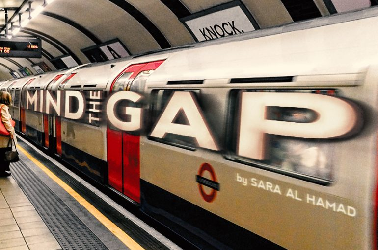 [COLUMN/KOLUMNA] Mind the Gap by Sara Al Hamad: make.believe