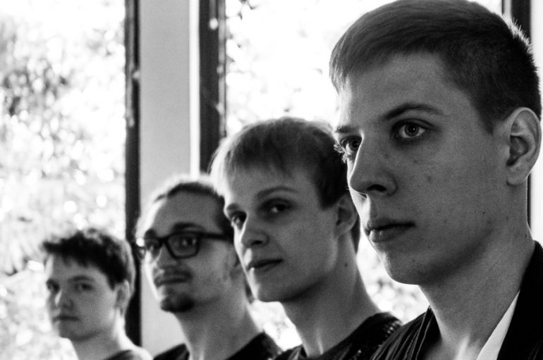 """Tin Maxon vs. Time"" – novi singl slovenske noise rock grupe Lynch"