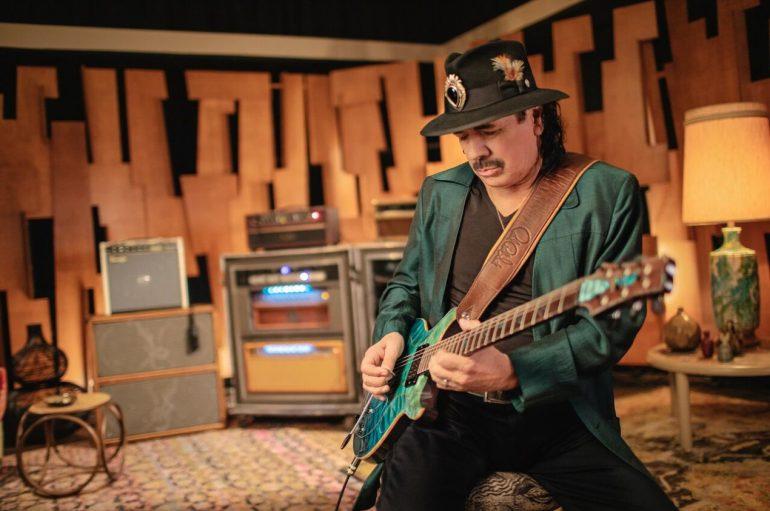 """Santana novom turnejom slavi obljetnice albuma """"Supernatural"""" i nastupa na Woostocku!"""
