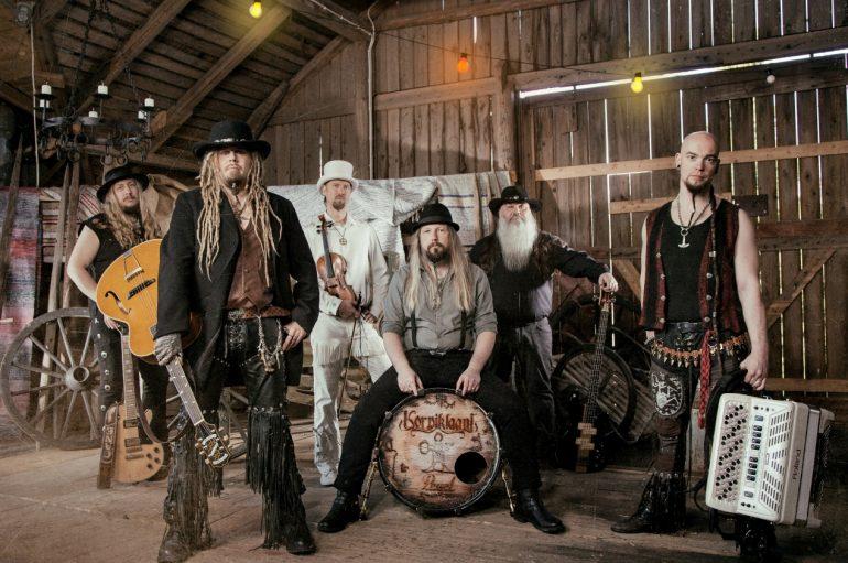 Folk metal spektakl u Tvornici kulture – Korpiklaani, Turisas i Trollfest!