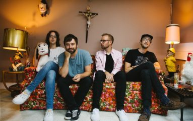 "Cloud Nothings predstavljaju album ""Last Building Burning"" u Tvornici kulture"