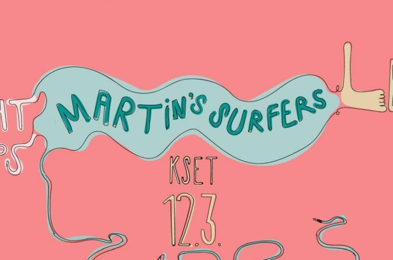 KSET-ovo natjecanje Čuješ?! predstavlja tri nova benda – Tight Grips, Legs i Martin's Surfers