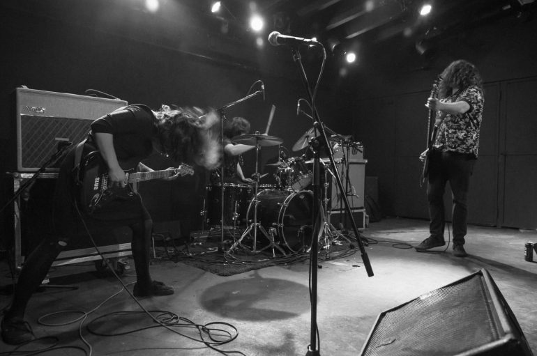 FOTOGALERIJA: Screaming Females u klubu Močvara