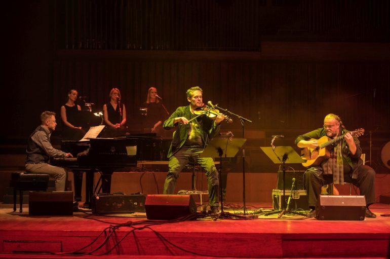 Novi singl Zorana Predina i Damir Kukuruzović Django group najbolji je dokaz univerzalnosti Arsenove glazbe