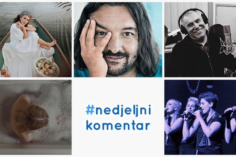 #nedjeljnikomentar: dRUMELODY, Mile Kekin, Nera Mamić, Putokazi, Zoran Predin