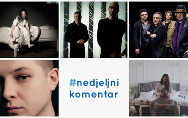 #nedjeljnikomentar: Billie Eilish, John Newman, Manuela, Parni valjak, The Chemical Brothers