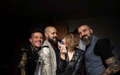 "Frontwoman beogradskog benda Kika kao Harley Quinn u spotu za singl ""Zaistinski"""