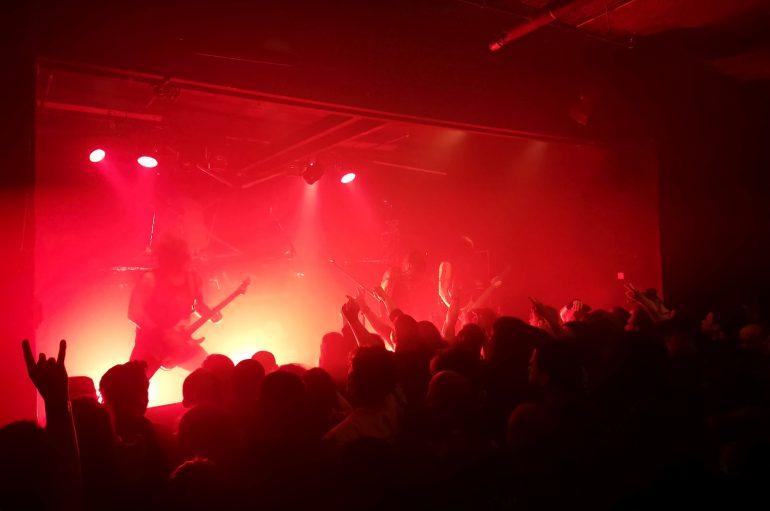 IZVJEŠĆE: Marduk u Vintageu – crni ritual u Zagrebu!