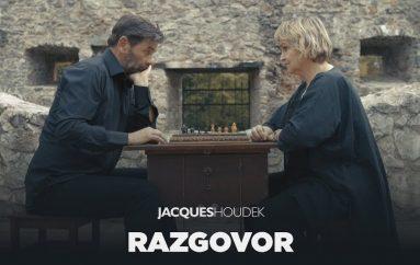 Slavica Knežević i Franjo Kuhar u spotu za prekrasnu emotivnu baladu Jacquesa Houdeka