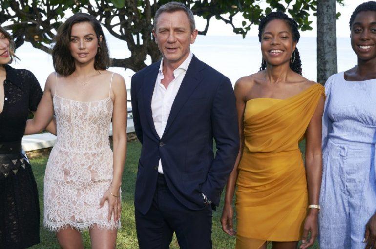 """Počelo je snimanje novog filma o Jamesu Bondu – """"BOND25"""""""