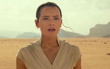 "Pogledajte teaser trailer novog filma iz serijala Zvjezdani ratovi – ""The RIse of Skywalker"""