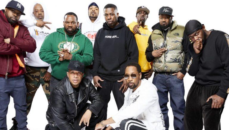 """Wu-Tang Clan u Londonu započeli """"Bogovi rapa"""" turneju koja stiže i u Umag!"""