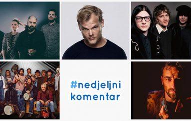#nedjeljnikomentar: Avicii, Lika Kolorado, Picksiebner & Cinkuši, The Raconteurs, Tomislav Goluban