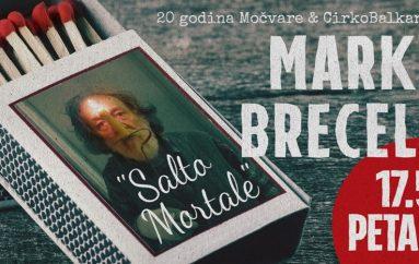 Kultni glazbenik Marko Brecelj u Močvari priprema multimedijalni događaj!