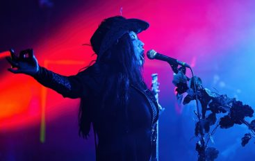 FOTOGALERIJA: Death rock legende Christian Death i Phantasmagoria u Boogaloo-u