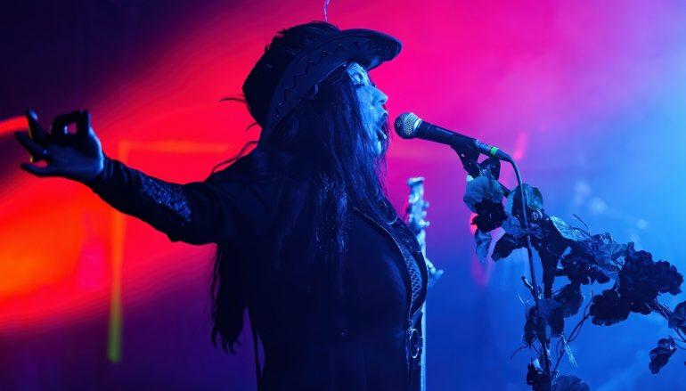 FOTOGALERIJA: Death rock legende Christian Death i Phantasmagoria u Boogaloo-u