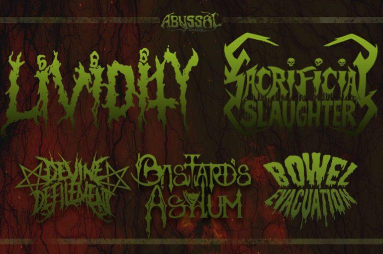Metalci iz Amerike, Islanda i Njemačke na čelu s Lividity i Sacrificial Slaughter dolaze u Attack!