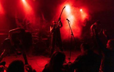 FOTOGALERIJA: Krypts & Jupiterian u klubu Močvara
