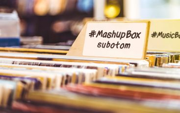 #MashupBox subotom: Tool, Iggy Pop, Lana Del Rey