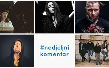 #nedjeljnikomentar: Lovely Quinces, Lu Jakelić, Mahkey, (The) Lesser Men, Vedran Ivorek