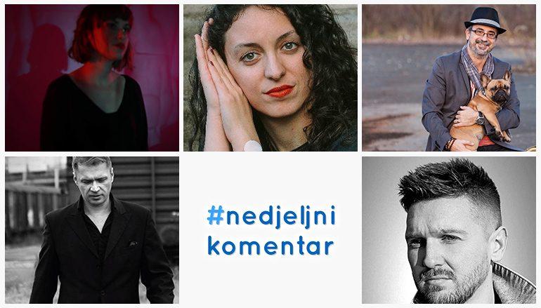 #nedjeljnikomentar: Avionas feat. Robert Mareković, Igor Geržina, Irena Žilić, Ivan Ivanković, Mary May