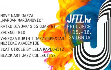 Izvrsni domaći jazz glazbenici na festivalu Jazz.hr/proljeće!