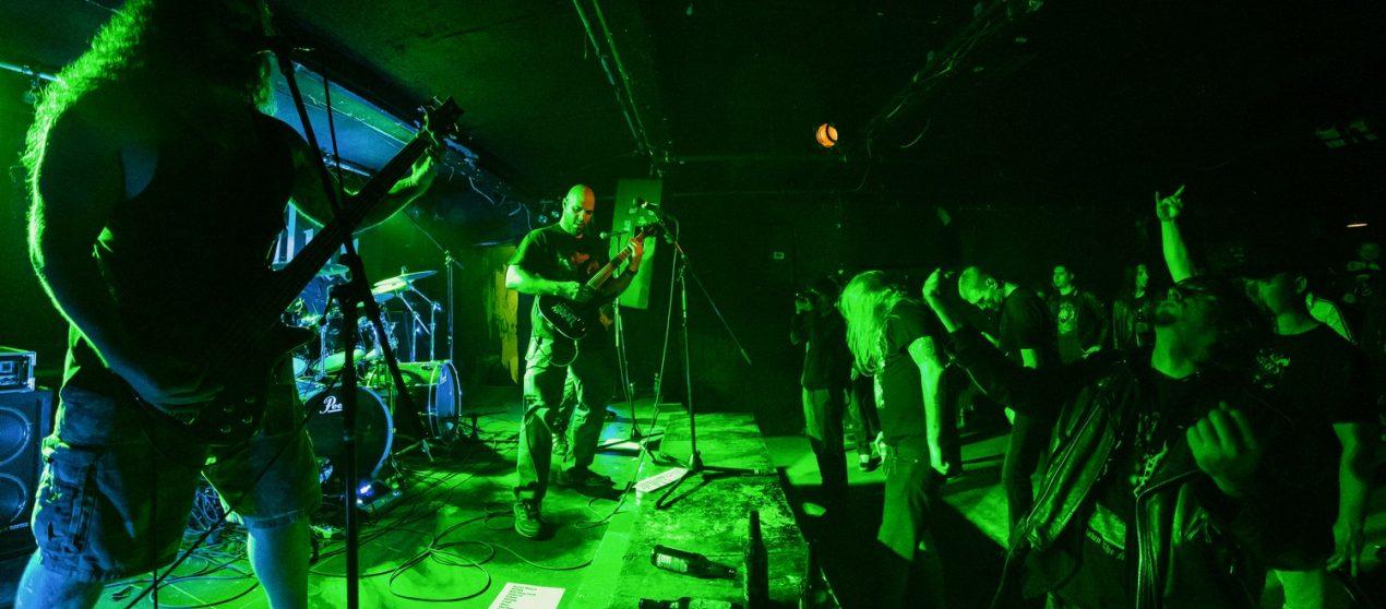 FOTOGALERIJA: Večer death metala u Attacku uz Lividity, Sacrificial Slaughter i druge