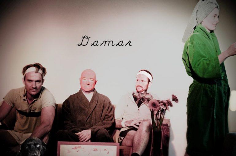 Sarajevsko-danski bend Damar debitantski album objavio na LP-ju!