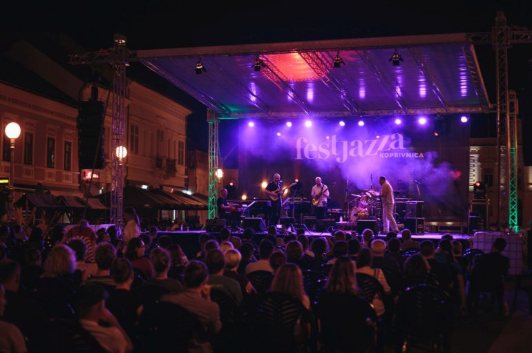 """5. Međunarodni jazz festival u Koprivnici """"Fest jazza"""" jednostavno ne smijete propustiti"""