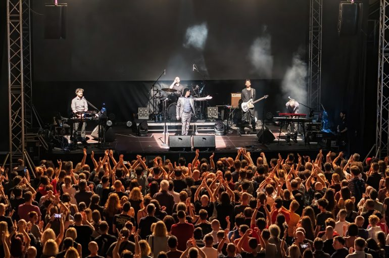 Laibach predstavio specijalno reizdanje debitantskog albuma