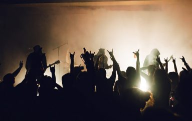 FOTOGALERIJA: Metal večer u Močvari uz UADA-u, Panzerfaust i Bednju