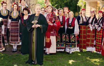 Lisa Gerrard iz Dead Can Dance sa svjetskom bugarskom atrakcijom u Laubi!
