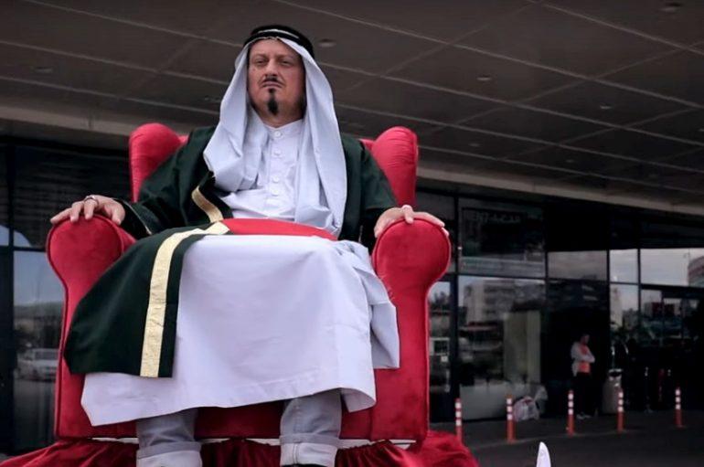 Sassja, Halid Bešlić, Amar Osim i šeik iz Dubaija u novom spotu Zabranjenog pušenja