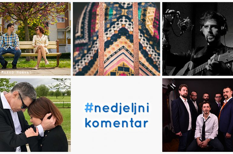 #nedjeljnikomentar: Ivana Kindl, Jall Aux Yeux, Massimo, Seed Holden, Truth ≠ Tribe / Правда ≠ Племя
