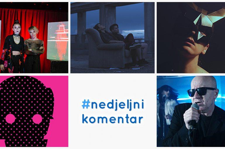 #nedjeljnikomentar: Alive, Davorin i Bogovići, Playground Hustle ft. Kandžija, SUN U, Tús Nua