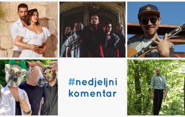 #nedjeljnikomentar: Dino Purić, Gretta, Manntra, Nina Badrić, Reper Iz Sobe