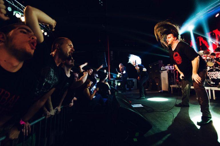 IZVJEŠĆE/FOTO: Cannibal Corpse, Carnosus, Unfound Reliance – praznik death metala u Zagrebu
