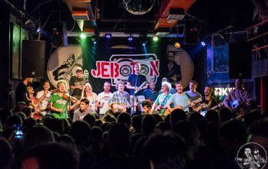 JeboTon ansambl novom snimkom najavljuje live album s promocije albuma!
